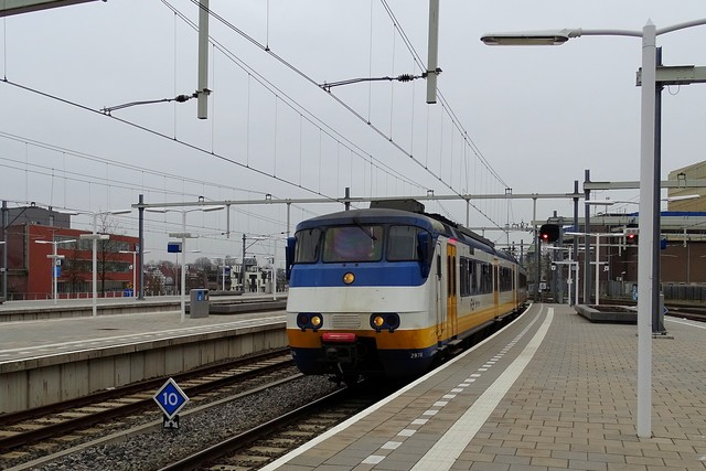 Foto van NS SGM 2978 Electrisch treinstel door PublicTransportNetherlands