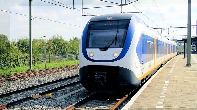Foto van NS SLT 2439 Electrisch treinstel door PublicTransportNetherlands