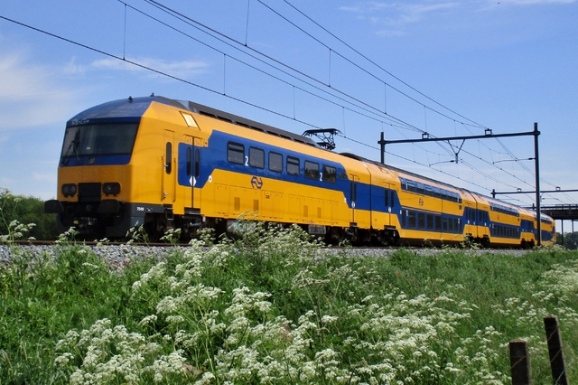 Foto van NS DDZ 7540 Treinstam door LeoScribens