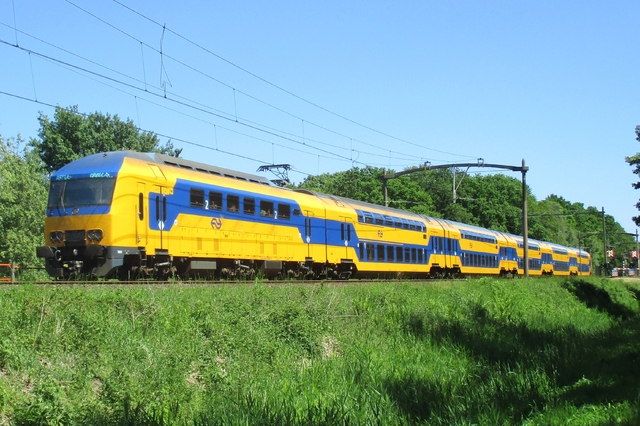 Foto van NS DDZ 7617 Treinstam door LeoScribens