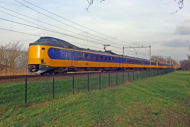 Foto van NS ICM 4075 Electrisch treinstel door LeoScribens