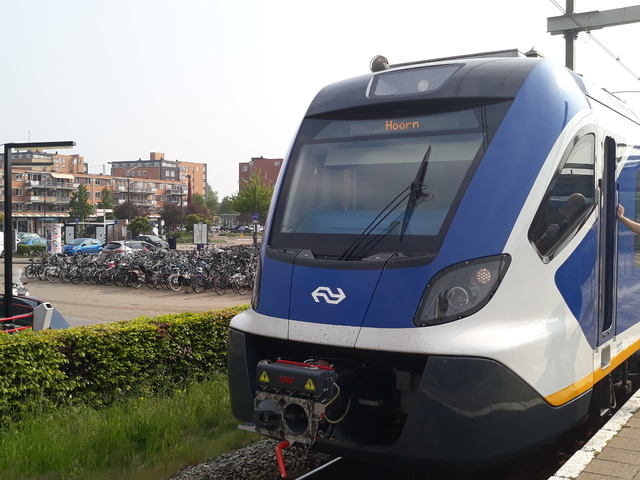 Foto van NS SNG CAF Civity 2305 Electrisch treinstel door TreinLike