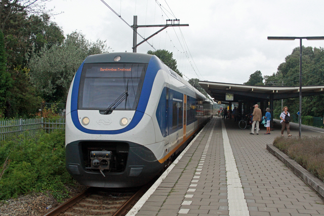 Foto van NS SLT 2608 Electrisch treinstel door best trains