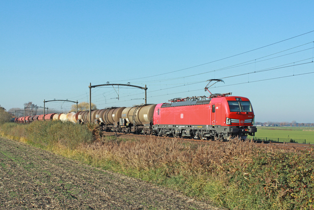 Foto van DBC Siemens Vectron 193354 Electrische locomotief door best trains