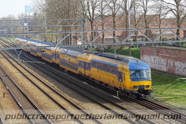 Foto van NS DDZ 7645 Treinstam door PublicTransportNetherlands