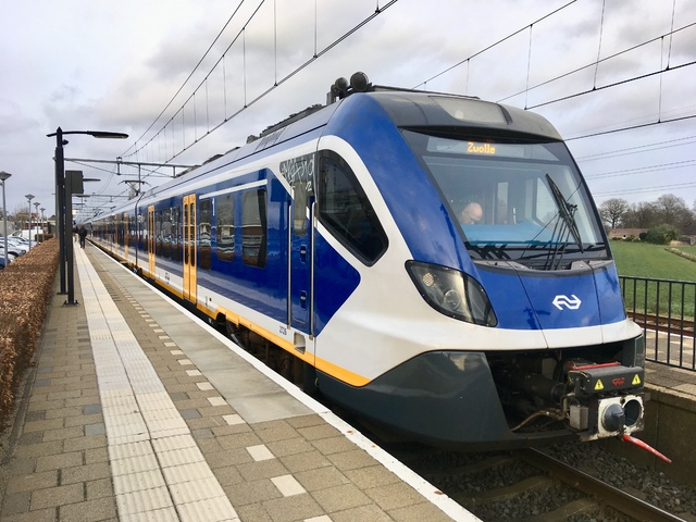 Foto van NS SNG CAF Civity 2726 Electrisch treinstel door AJTravaille
