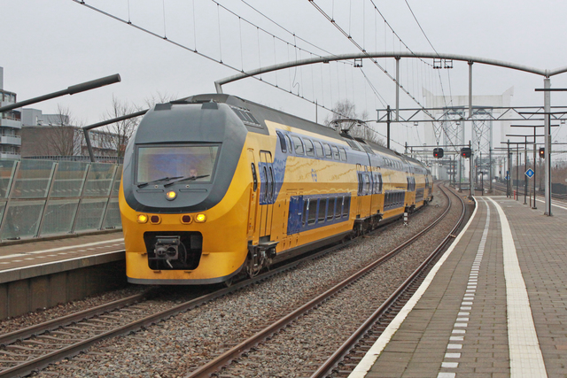 Foto van NS VIRM 9583 Treinstam door best trains