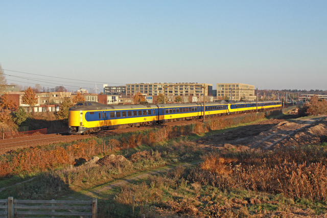 Foto van NS ICM 4040 Electrisch treinstel door best trains