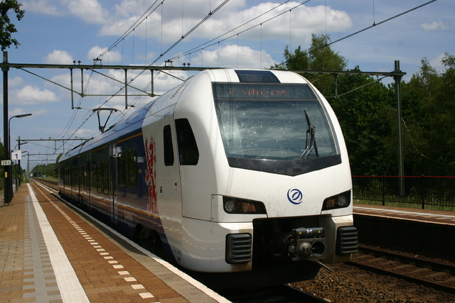 Foto van ARR Stadler Flirt3 460 Electrisch treinstel door best trains