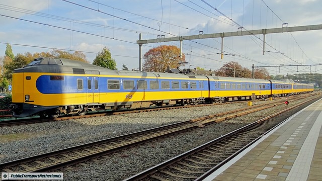 Foto van NS ICM 4021 Electrisch treinstel door PublicTransportNetherlands