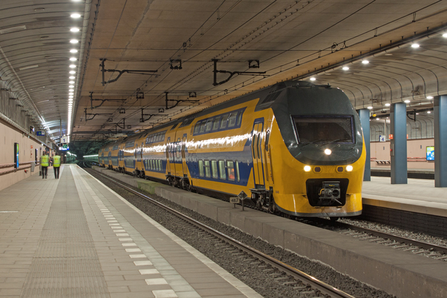 Foto van NS VIRM 8640 Treinstam door best trains