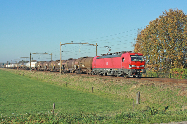 Foto van DBC Siemens Vectron 193359 Electrische locomotief door best trains