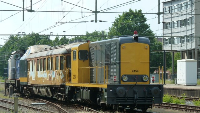 Foto van BSH 2400 2454 Diesel locomotief door World Of Trains