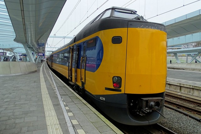 Foto van NS ICM 4239 Electrisch treinstel door PublicTransportNetherlands