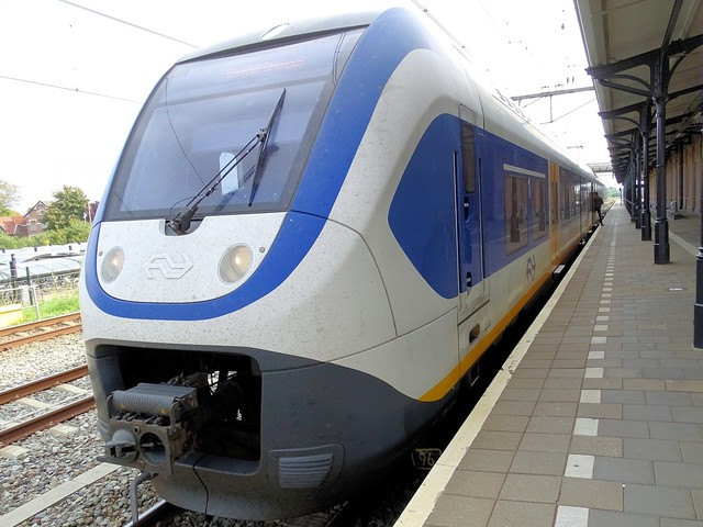Foto van NS SLT 2414 Electrisch treinstel door PublicTransportNetherlands