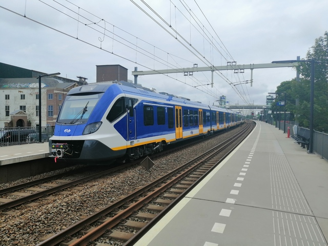 Foto van NS SNG CAF Civity 2724 Electrisch treinstel door Roger Hanenburg