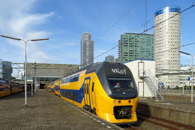 Foto van NS VIRM 8637 Treinstam door PublicTransportNetherlands