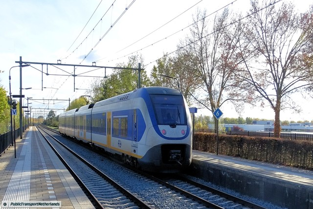 Foto van NS SLT 2622 Electrisch treinstel door PublicTransportNetherlands