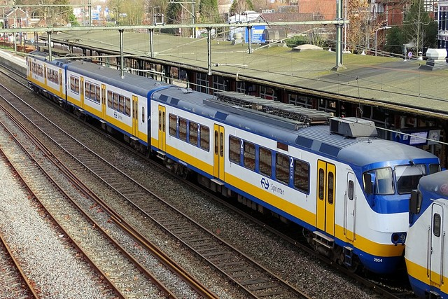 Foto van NS SGM 2954 Electrisch treinstel door PublicTransportNetherlands