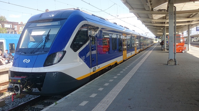 Foto van NS SNG CAF Civity 2707 Electrisch treinstel door Treinspotterrtd
