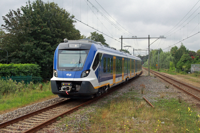 Foto van NS SNG CAF Civity 2303 Electrisch treinstel door best trains