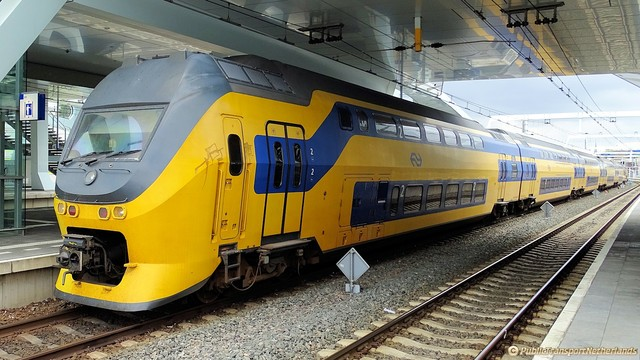 Foto van NS VIRM 8723 Treinstam door PublicTransportNetherlands
