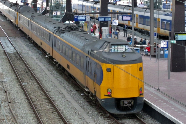 Foto van NS ICM 4026 Electrisch treinstel door LeoScribens
