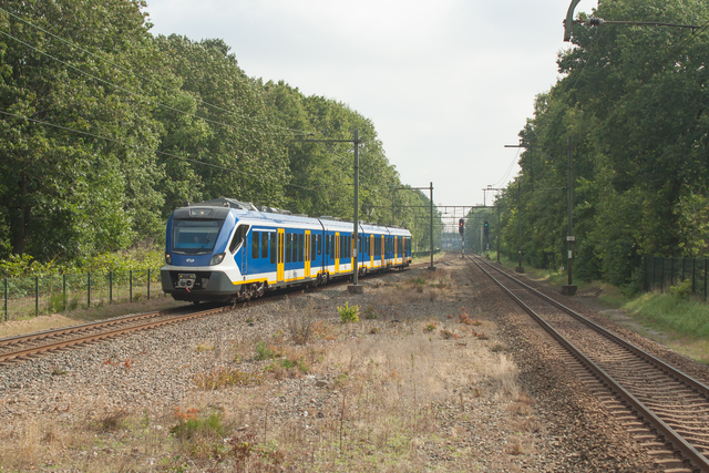 Foto van NS SNG CAF Civity 2707 Electrisch treinstel door besttrains