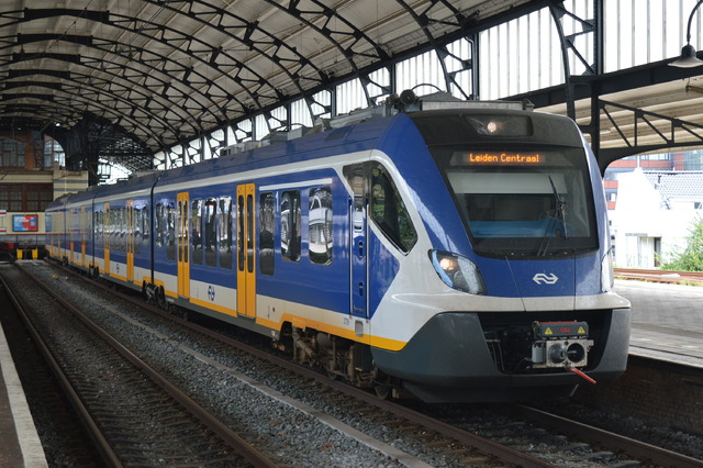 Foto van NS SNG CAF Civity 2729 Electrisch treinstel door wyke2207