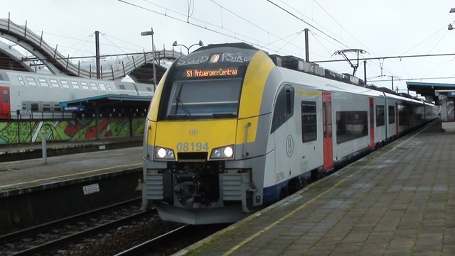 Foto van NMBS MS08 Desiro ML 8194 Electrisch treinstel door RailNationYT