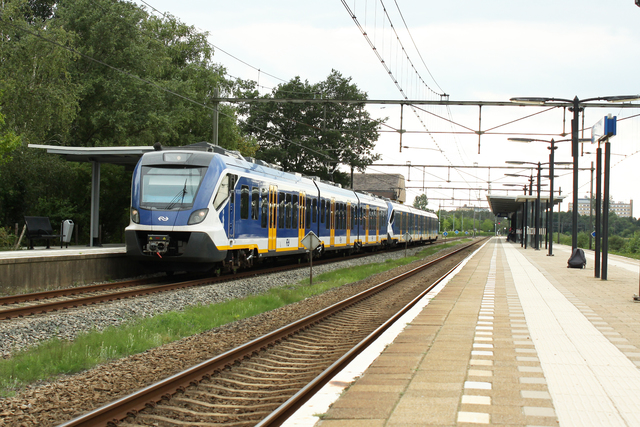 Foto van NS SNG CAF Civity 2321 Electrisch treinstel door besttrains
