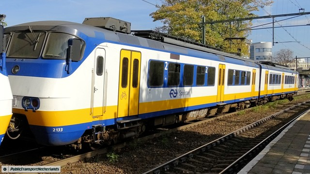 Foto van NS SGM 2133 Electrisch treinstel door PublicTransportNetherlands