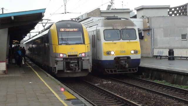 Foto van NMBS MS08 Desiro ML 8103 Electrisch treinstel door RailNationYT
