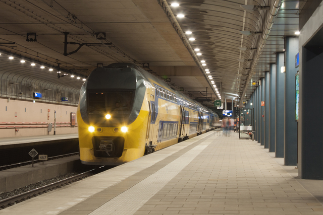 Foto van NS VIRM 8707 Treinstam door best trains