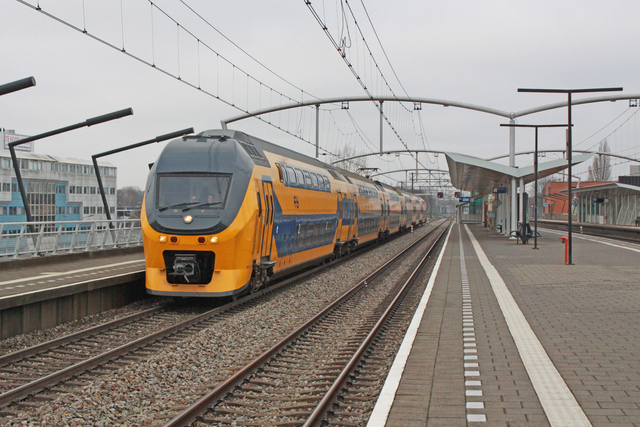 Foto van NS VIRM 8676 Treinstam door best trains