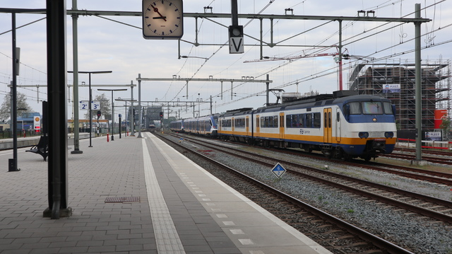 Foto van NS SGM 2113 Electrisch treinstel door SerrTracks
