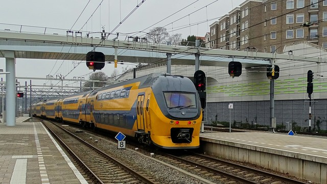 Foto van NS VIRM 8610 Treinstam door PublicTransportNetherlands