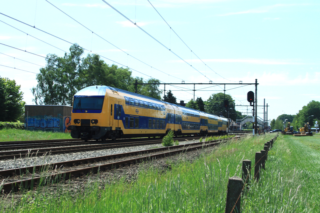 Foto van NS DDZ 7521 Treinstam door best trains