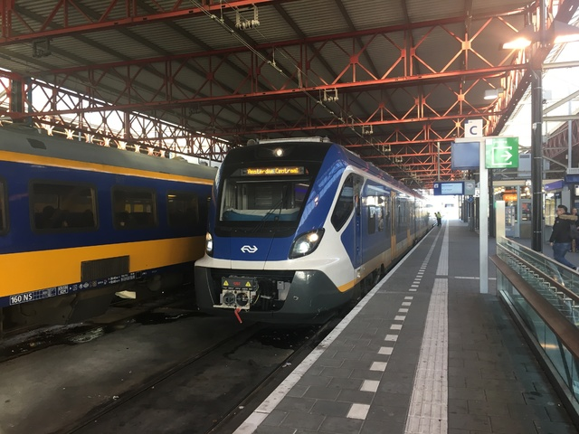 Foto van NS SNG CAF Civity 2301 Electrisch treinstel door TreinspotterAlkmaar