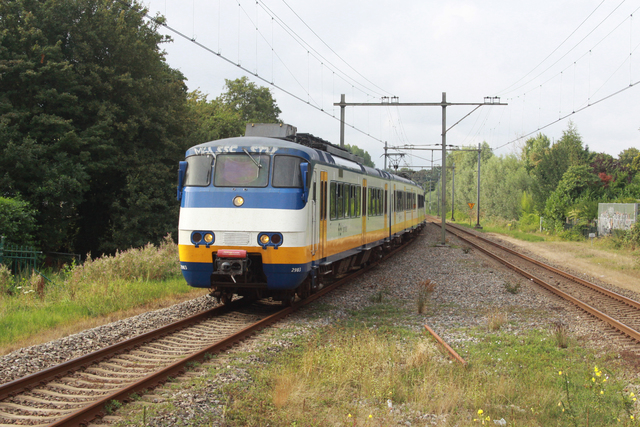 Foto van NS SGM 2983 Electrisch treinstel door best trains