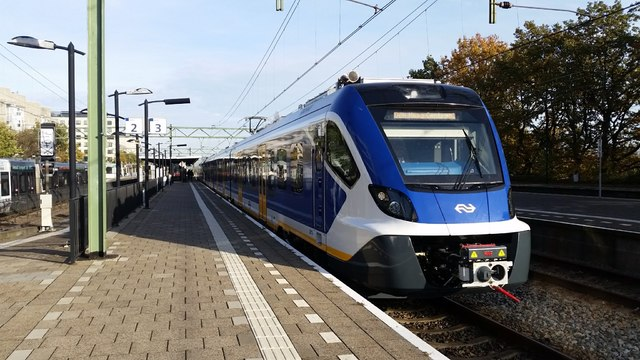 Foto van NS SNG CAF Civity 2315 Electrisch treinstel door TreinspotterRotterdam