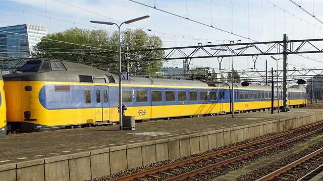 Foto van NS ICM 4056 Electrisch treinstel door PublicTransportNetherlands