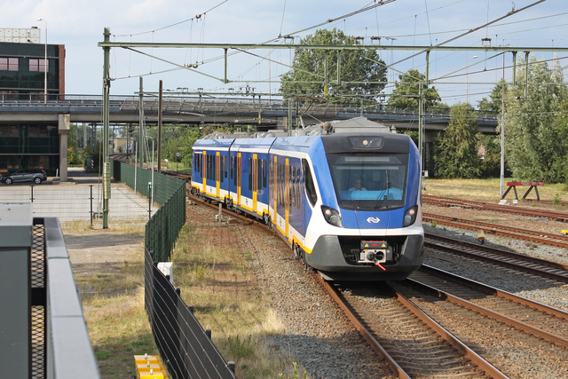Foto van NS SNG CAF Civity 2333 Electrisch treinstel door besttrains