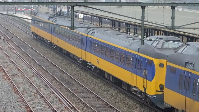Foto van NS ICM 4084 Electrisch treinstel door PublicTransportNetherlands