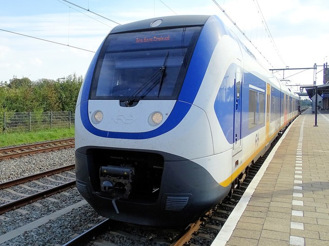 Foto van NS SLT 2466 Electrisch treinstel door PublicTransportNetherlands