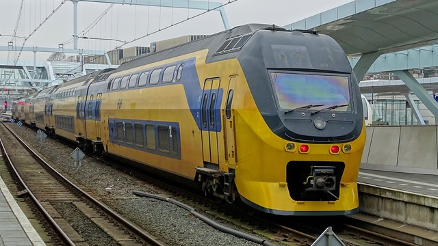 Foto van NS VIRM 8646 Treinstam door PublicTransportNetherlands