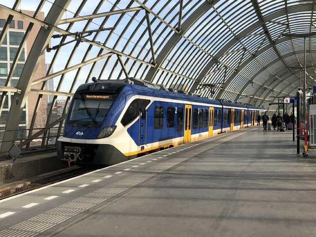 Foto van NS SNG CAF Civity 2317 Electrisch treinstel door TreinspotterAlkmaar