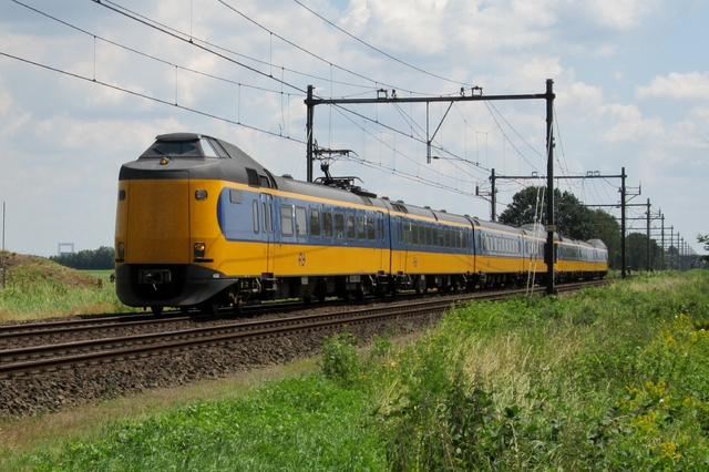 Foto van NS ICM 4222 Electrisch treinstel door LeoScribens