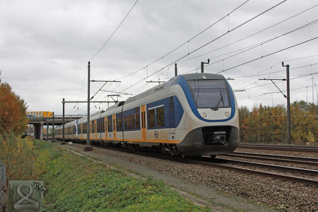 Foto van NS SLT 2413 Electrisch treinstel door best trains
