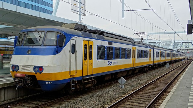 Foto van NS SGM 2947 Electrisch treinstel door PublicTransportNetherlands